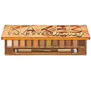 Urban Decay Makeup - Urban Decay Naked Honey Eyeshadow Palette